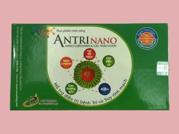 AntriNano Plus