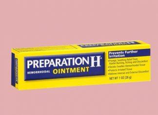 Thuốc Prepation H Ointment