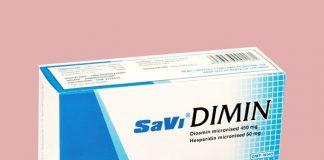 Thuốc Savi dimin 500mg