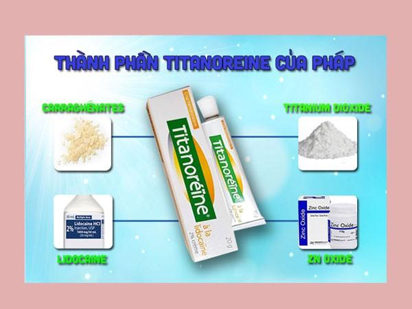 Thuốc Titanoreine