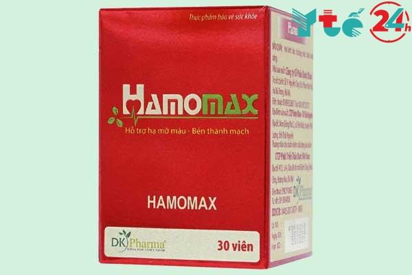 Cách sử dụng Hamomax