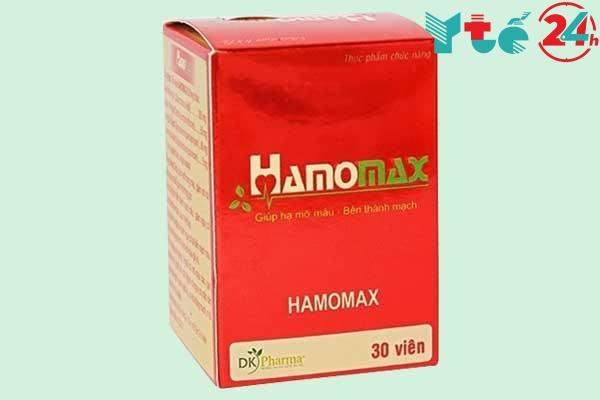 Hamomax là gì?
