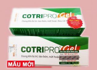 Thuốc Cotripro