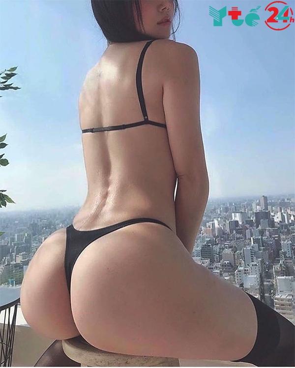 Hình ảnh gái xing mông to