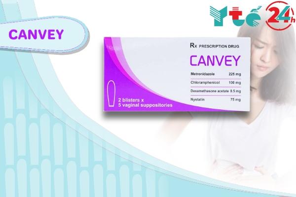 Thuốc đặt Canvey có dùng cho phụ nữ có thai không?