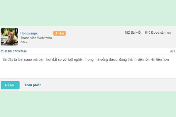 CumarGold Webtretho
