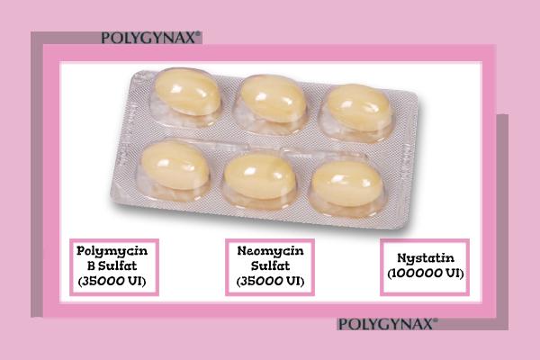 Thành phần có trong Polygynax