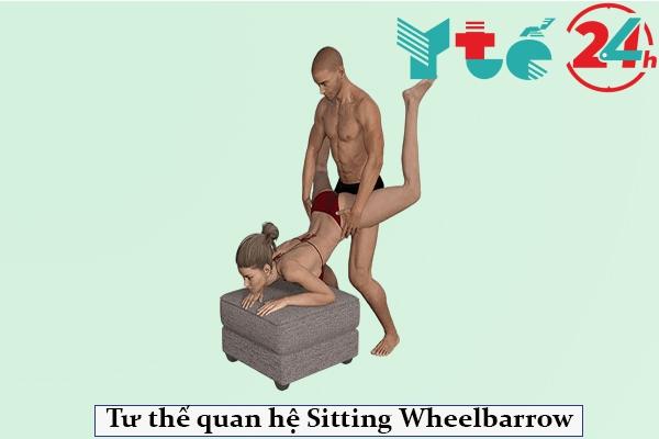 Kiểu quan hệ tình dục Sitting Wheelbarrow