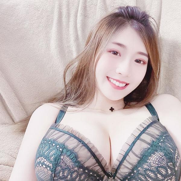 Hình dáng bầu ngực cân đối