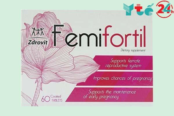 Femifortil là thuốc gì?