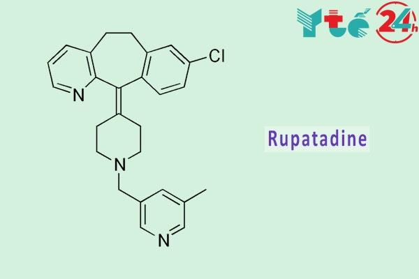 Rupafin 10mg có tác dụng gì?