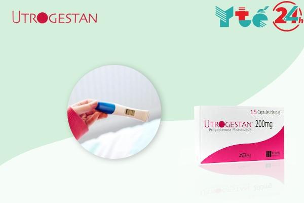 Utrogestan là thuốc gì?
