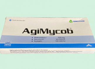 Thuốc đặt âm đạo AgiMyCob 500