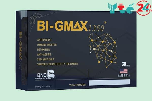 Tác dụng của Bi-Gmax 1350 với gan