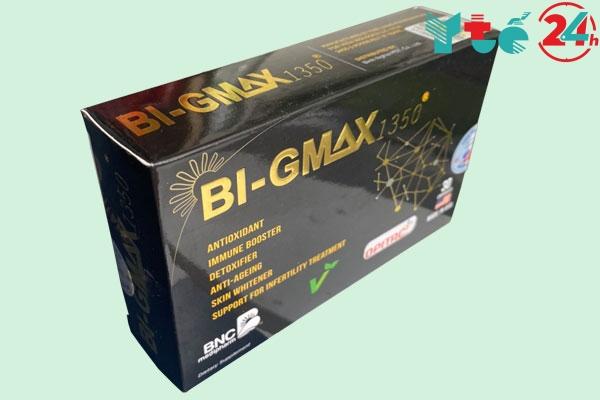 Tác dụng của Bi-Gmax 1350 với hệ tim mạch