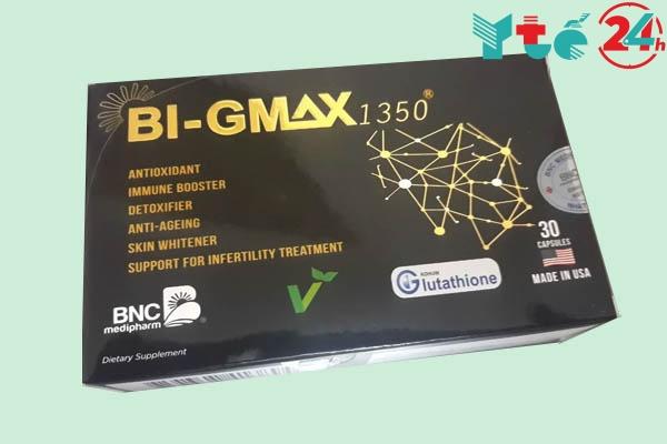Bi - Gmax 1350 là thuốc gì?