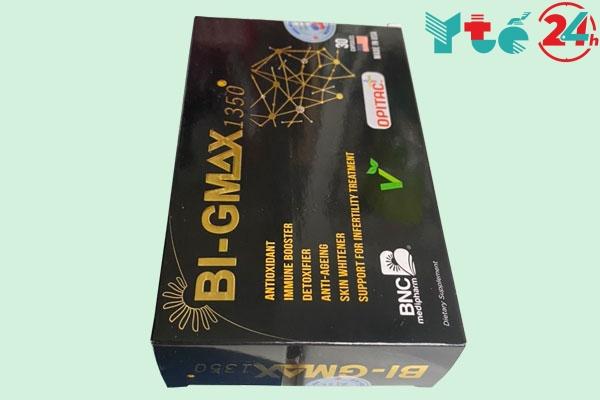 Tác dụng của Bi-Gmax 1350