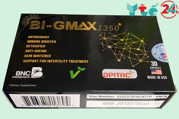 Bi-Gmax 1350