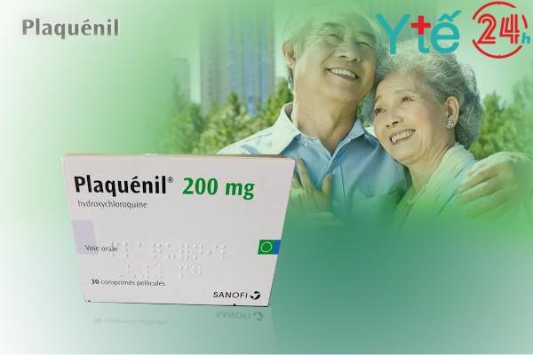 Cần bảo quản thuốc Plaquenil 200mg đúng quy định