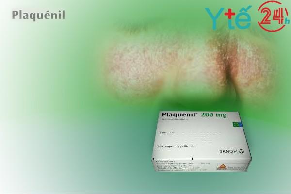 Cần chú ý khi sử dụng thuốc Plaquenil 200mg