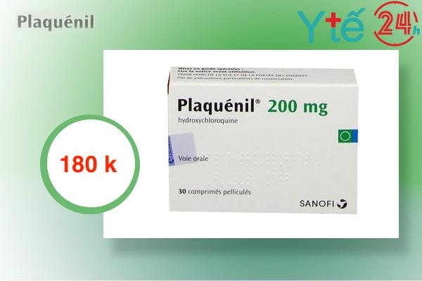 Giá của Plaquenil 200mg