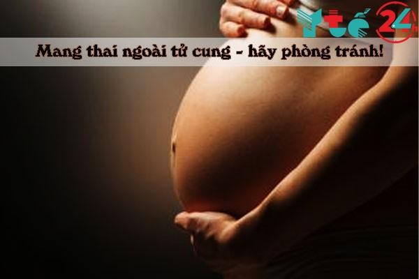 Mang thai ngoài tử cung