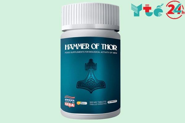 Thuốc viên Hammer of Thor (dạng viên)