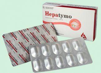 Thuốc Hepatymo 300mg