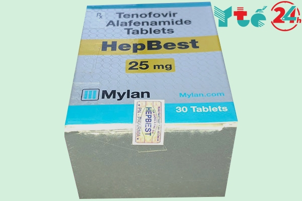 Hình ảnh tem chống hàng giả thuốc Hepbest