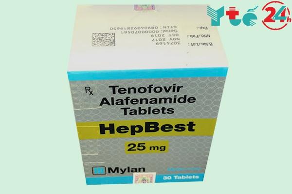 Thuốc HepBest có tốt không?