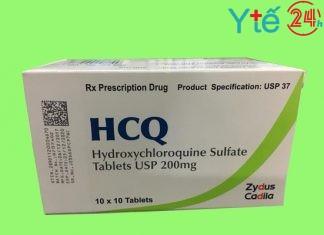 Thuốc HCQ 200mg