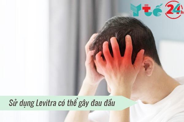 Dùng thuốc Levitra có tác dụng phụ không?