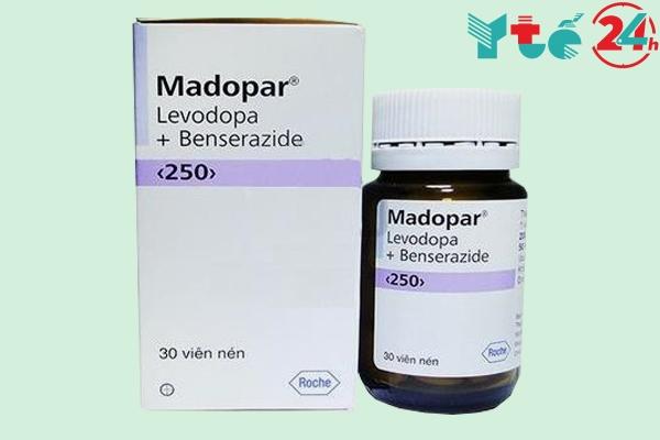 Thuốc Madopar 250mg có hại không?