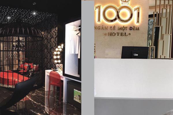 Nghìn lẻ một đêm hotel (Sài Gòn)