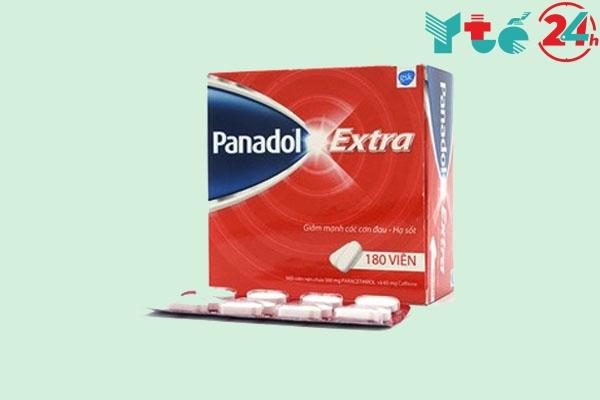 Hướng dẫn cách dùng và liều dùng Panadol Extra