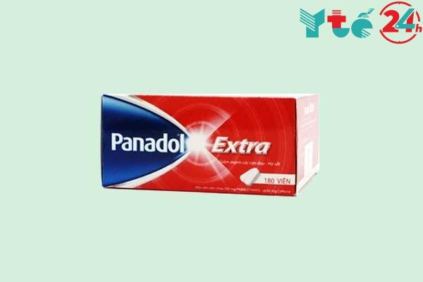 Cách bảo quản Panadol Extra