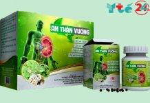 Thuốc An Thận Vương giúp tiêu sỏi thận, sỏi mật