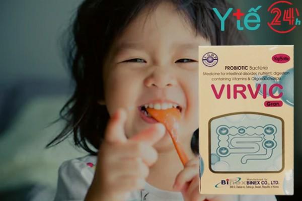 Review về Virvic Gran 50g