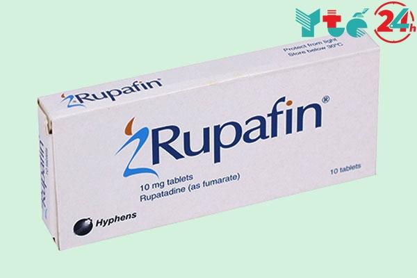Thận trọng khi dùng Rupafin