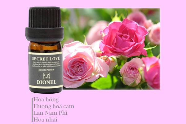 Các dòng sản phẩm Dionel Secret Love