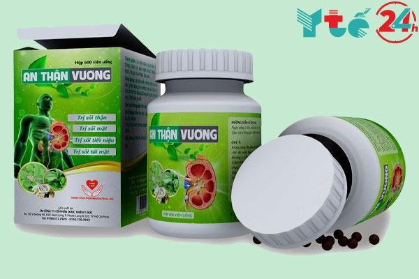 An Thận Vương là sản phẩm được sử dụng trong việc hỗ trợ điều trị chữa sỏi thận rất tốt