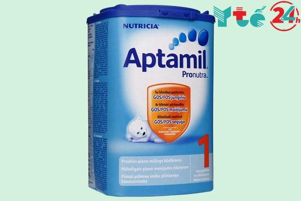 Sữa giúp trẻ sơ sinh tăng cân nhanh Aptamil