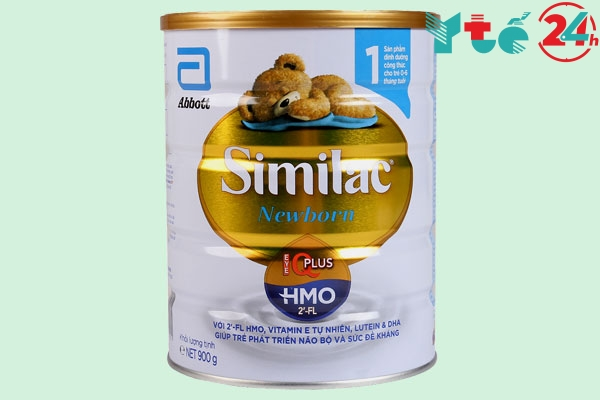 Sữa giúp bé tăng cân và chiều cao Similac