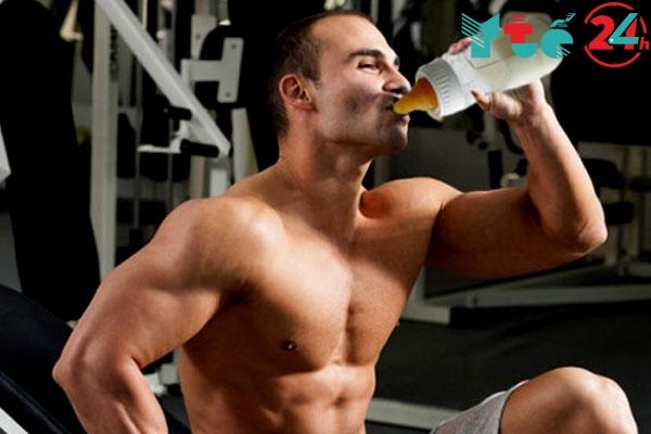 Sữa tăng cân cho người tập thể hình