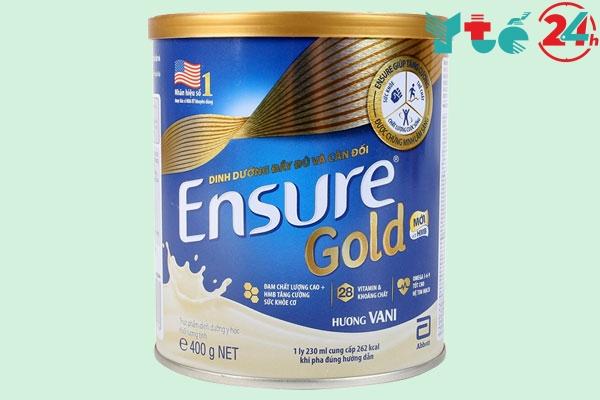 Sữa dành cho người gầy Ensure Gold