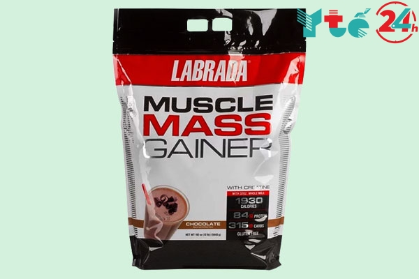 Sữa tăng cân Labrada Muscle Mass Gainer