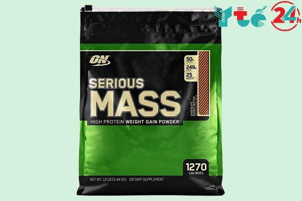 Sữa tăng cân tăng cơ Serious mass