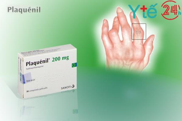 Thuốc Plaquenil 200mg có thể gây tương tác khi sử dụng chung với các thuốc khác