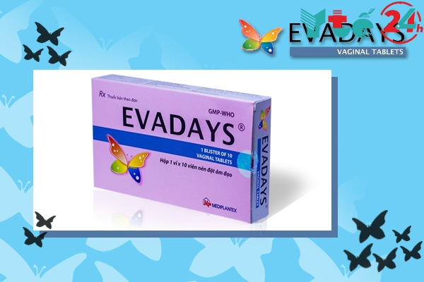 Evadays la thuốc gì?