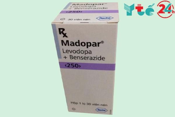 Thuốc Madopar 250mg có tốt không?